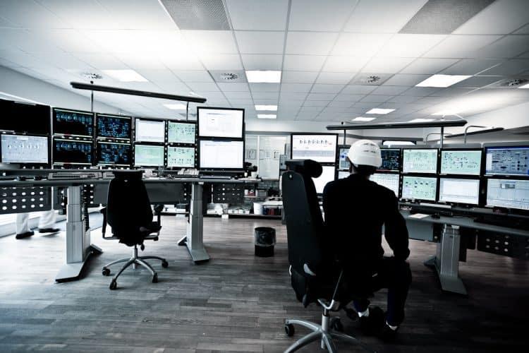SRO, SCADA & HMI systemer